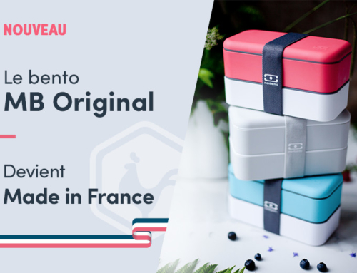 Le Bento Original devient Made in France !