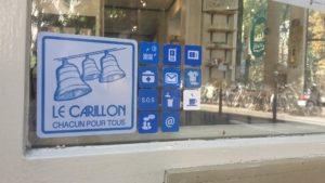 stickers carillon