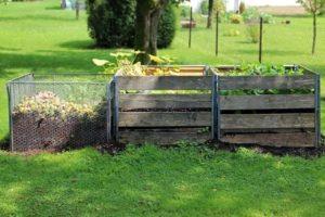 3 bacs à compost