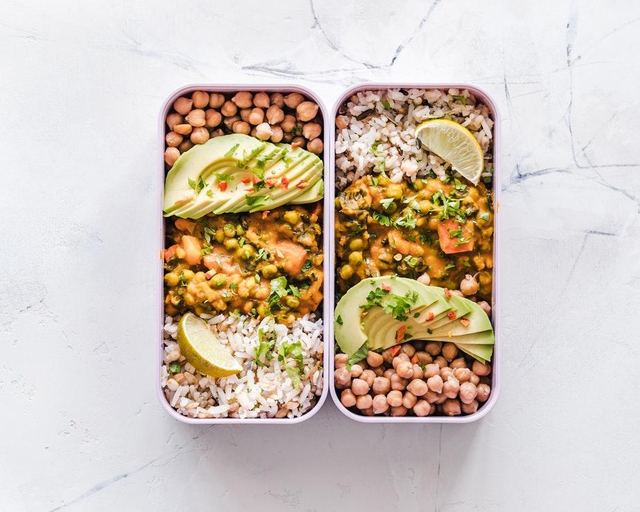 Lunchbox - bien manger
