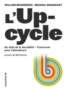 couverture livre upcycle