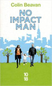 couverture livre no impact man