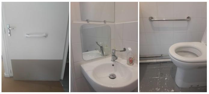photo aménagements toilettes