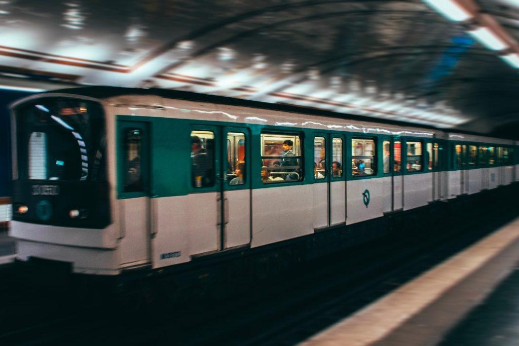 photo de métro