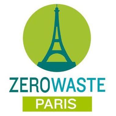 logo zero waste paris
