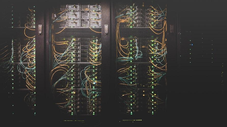 Baies de data center