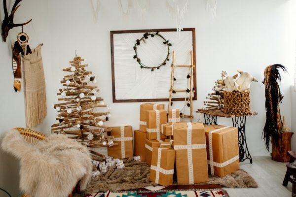 Salon cadeaux de Noël zéro déchet