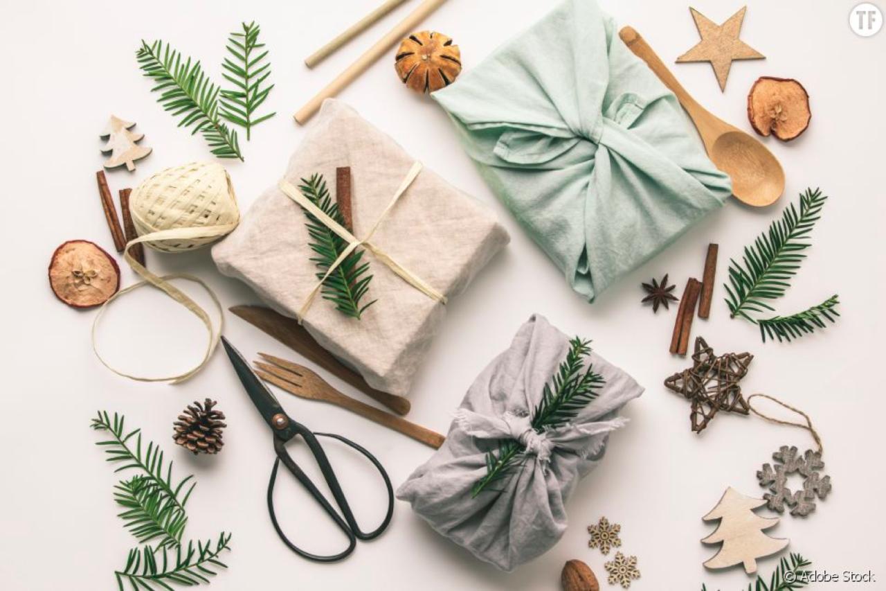 Cadeaux de Noël zéro déchet